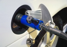 hydrogen fuel cell refueling